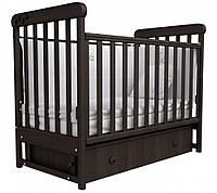 Детская кроватка ЛД 12 маятник