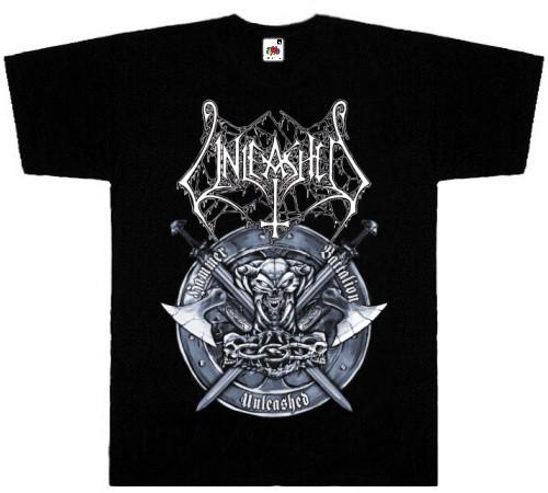 Футболка  Unleashed - Hammer Battalion -