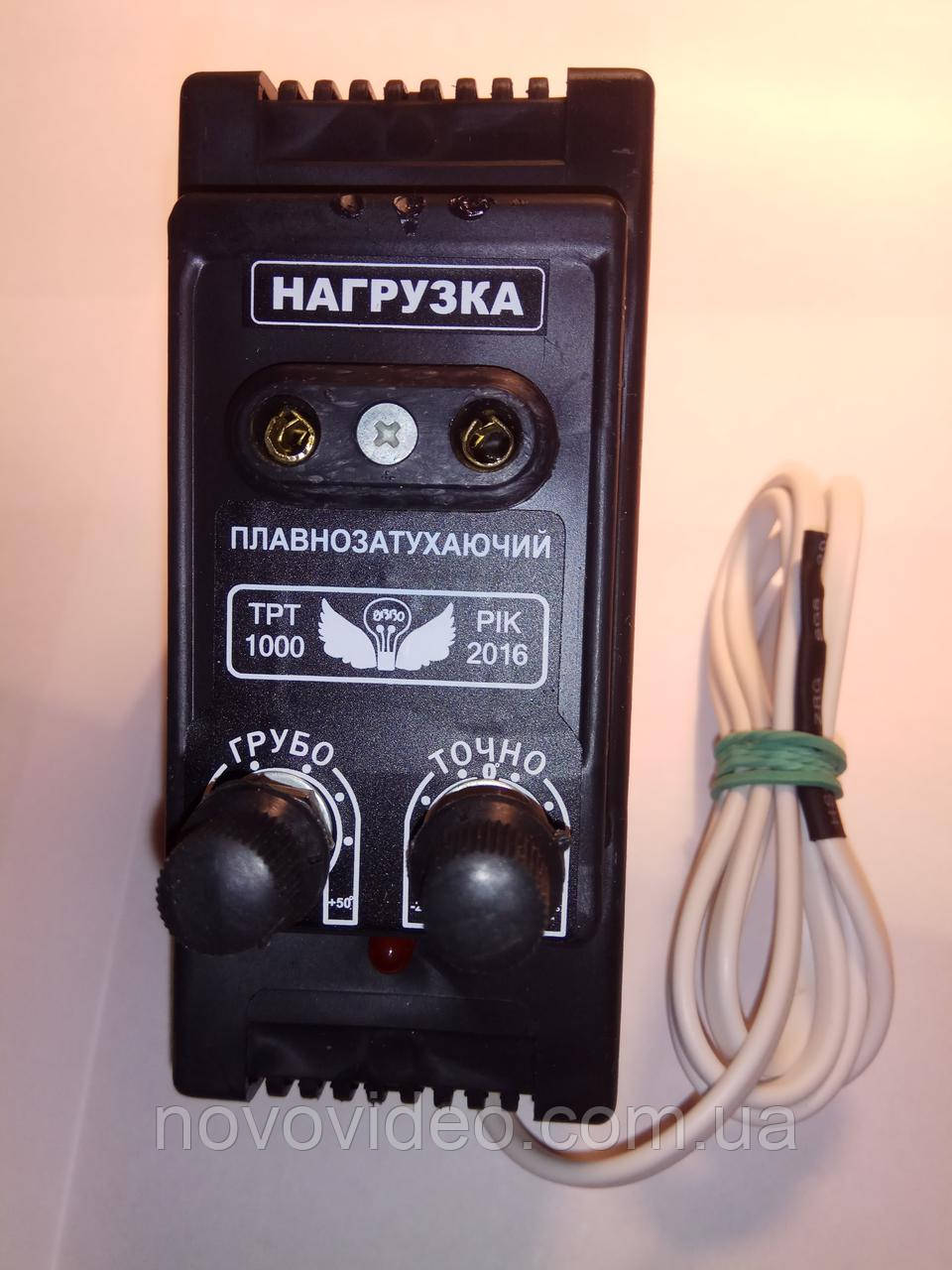 Терморегулятор бесконтактный ТРТ-1000 для инкубатора