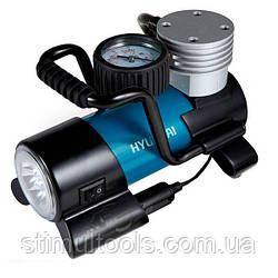 Автомобильный компрессор Hyundai HY 1645. Бесплатная доставка по Украине!