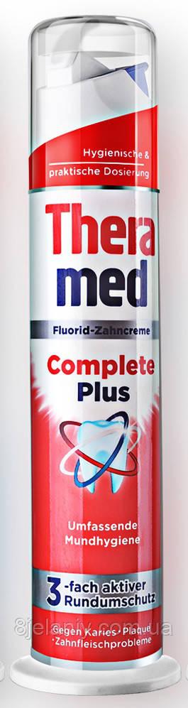 Зубная паста Theramed Complete Plus 100 мл Германия