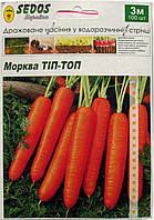Семена на ленте морковь ТИП-ТОП 3 м