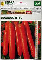 Семена на ленте морковь Нантес 3 м
