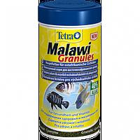 Tetra Malawi Gran 250ml гранулы для цихлид с высоким содержанием водорослей