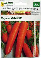 Семена на ленте морковь Флакке 3 м