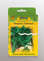 Семена на ленте Петрушка Гигантелла 5м