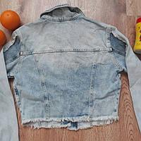 Джинсовая куртка.размер 34 36 38 40.Турция