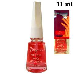Засіб для Росту Нігтів Flormar Max Growth, Догляд за нігтями, Зміцнення нігтів