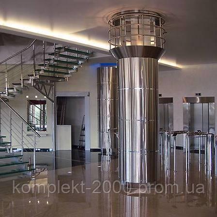 Обшивка колонн нержавейкой | Колонны декоративные для офиса - гостиницы | Цена обрамления от производителя