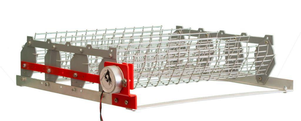 Автоматический лоток переворота яиц Standart WaterPlus 28 (емкостью 28 гусиных/40 утиных).