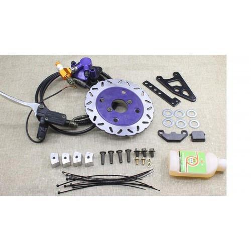 Гидравлические тормоза 110 набор для электровелосипеда