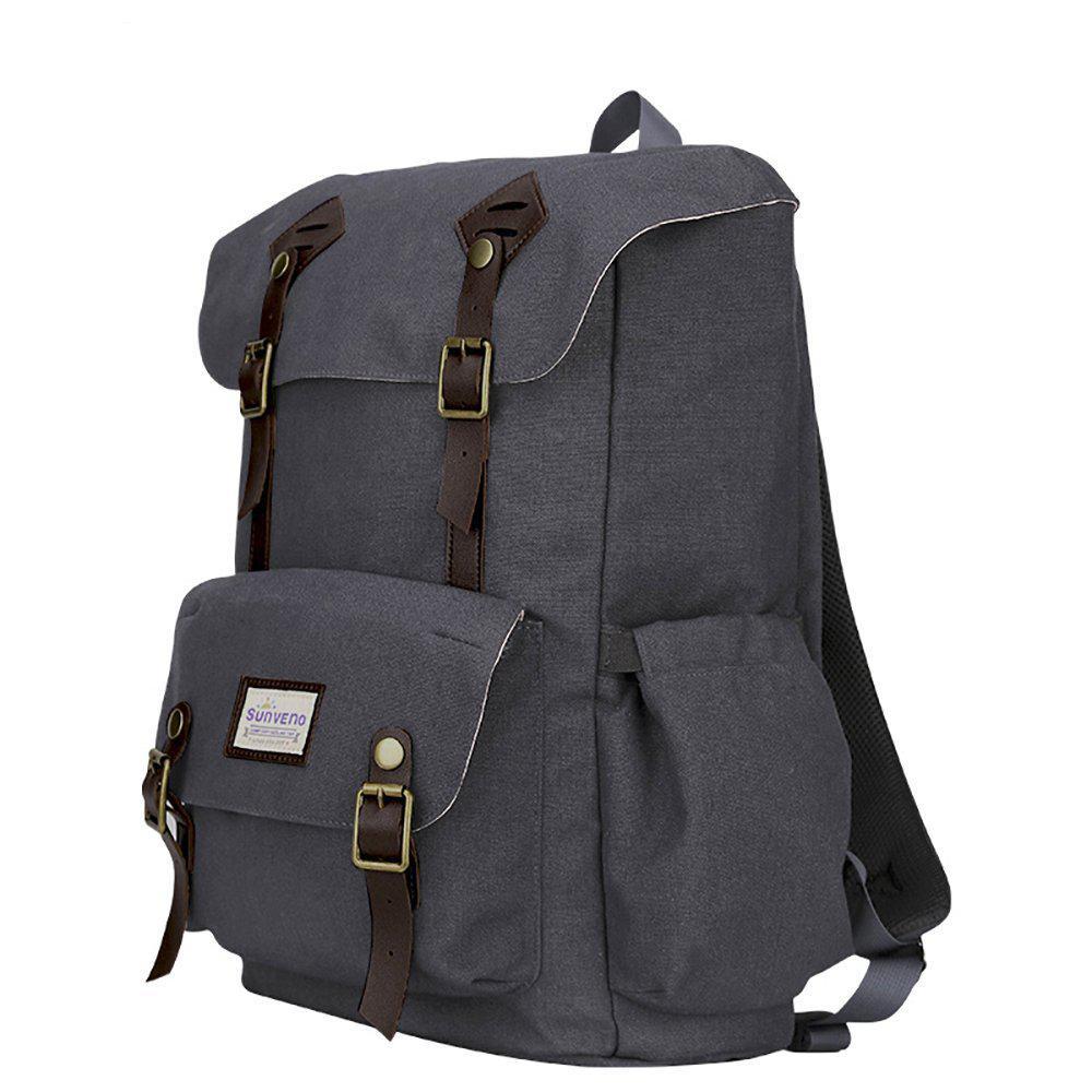Рюкзак для отца Оригинал Sunveno Super Daddy. Умный органайзер. Стильный дизайн. Прочные материалы.