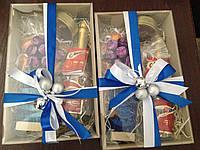 Подарочная коробка с пластиковой крышкой, фото 1