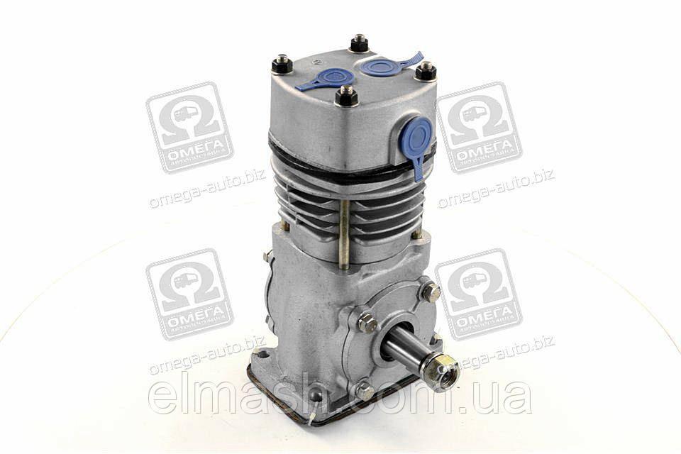 Компрессор 1-цилиндровый ПАЗ, МАЗ, ЗИЛ (водяного охлаждения,привод под шкив)<ДК>