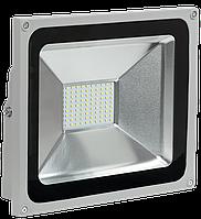 Прожектор СДО 05-50 светодиодный серый SMD IP65 IEK