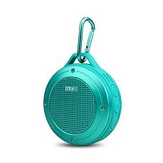 Портативна Bluetooth колонка Mifa F10 Бірюзова водонепроникна, фото 2