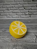 Анти-стрессовая игрушка «Сквиши-лимон», фото 1
