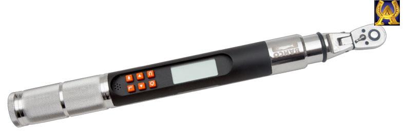Електронний динамометричний ключ 1,5-30 Nm, Bahco TAW1430