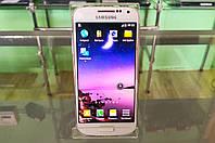 Телефон смартфон Samsung Galaxy S4 mini (GT-I9195) White RAM 1.5gb/ ROM 8Gb Оригінал