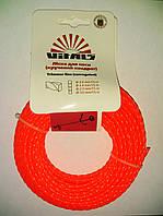 Леска для триммеров Vitals (крученный квадрат) 3.0mm*15mm