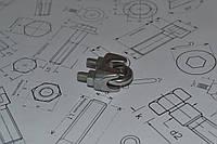 Зажим для троса из нержавейки 13мм, DIN 741, фото 1