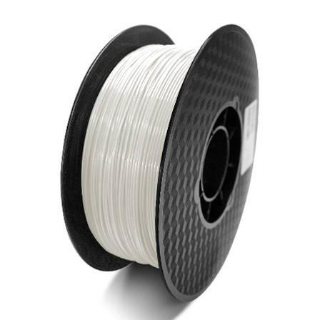 Пластик в котушці PLA Premium white 1,75 мм, Raise3D, білий 1кг, фото 2