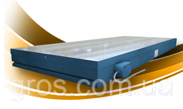 Плита электромагнитная 7208-0060 ЭП 200х560
