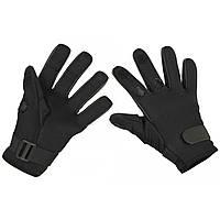 Перчатки неопреновые MFH с откидными пальцами, фото 1