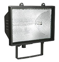 Прожектор ИО1000 галогенный черный IP54 IEK