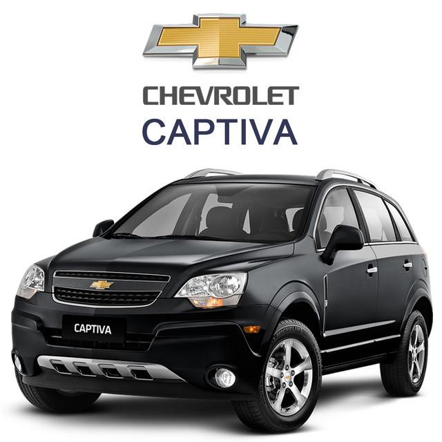 Фаркопы для Chevrolet Captiva