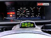 ОРИОН - Универсальный бортовой компьютер, автомобильный тахометр, термометр, вольтметр, будильник и др., БК-08