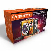 Bluetooth динамик с функцией караоке Manta SPK1001