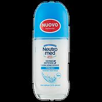 """Neutro MED deo rollon50ml/FRESH/скло/ роліковий антиперсперант """"Свіжість"""""""