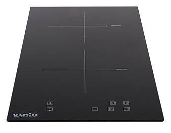 Индукционная варочная панель Ventolux VI 32 TC черная две конфорки, фото 2
