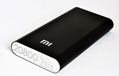 Зарядное устройство «Xiaomi Power Bank 20800 mAh» копия