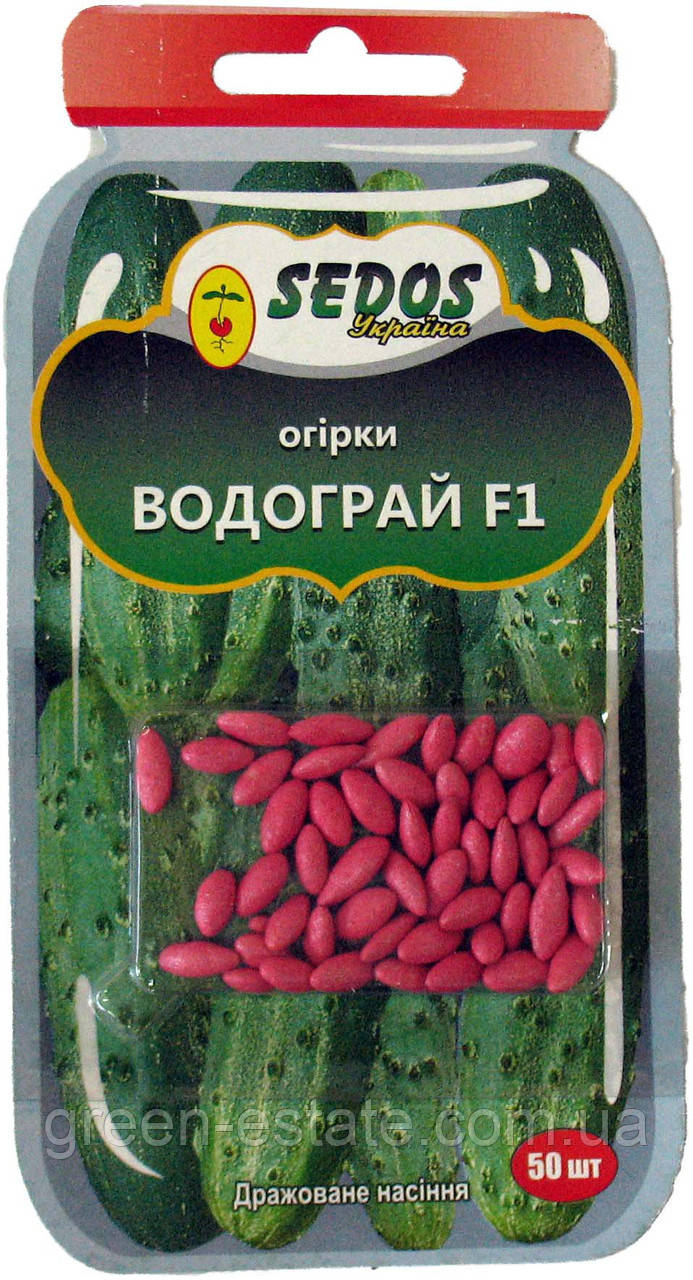 Семена огурца Водограй F1