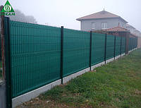Сетка затеняющая  для забора 95% 2х100м «PROTECT», фото 1