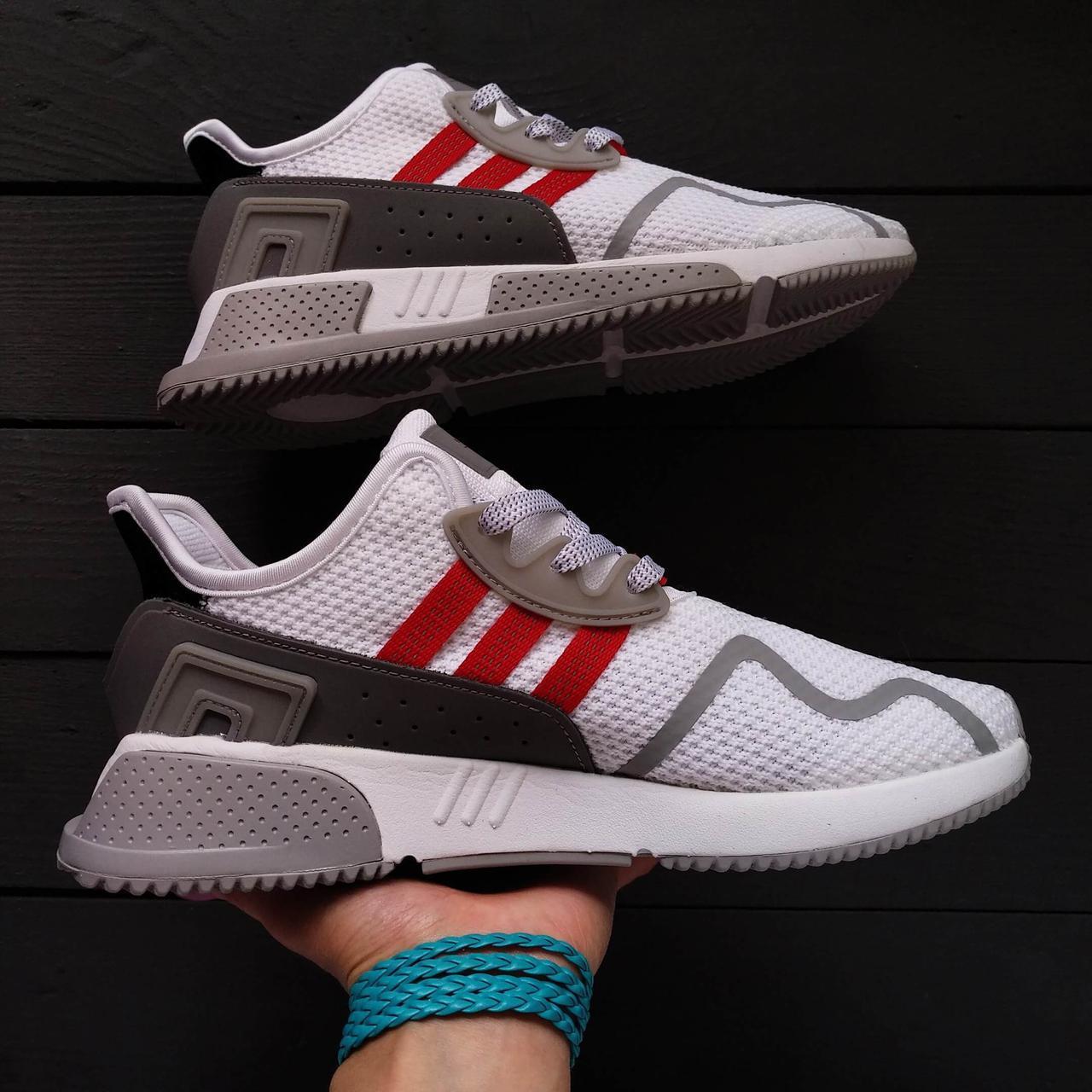 Кроссовки Adidas Equipment Cushion ADV White Red