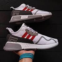 Кроссовки Adidas Equipment Cushion ADV White Red, фото 1