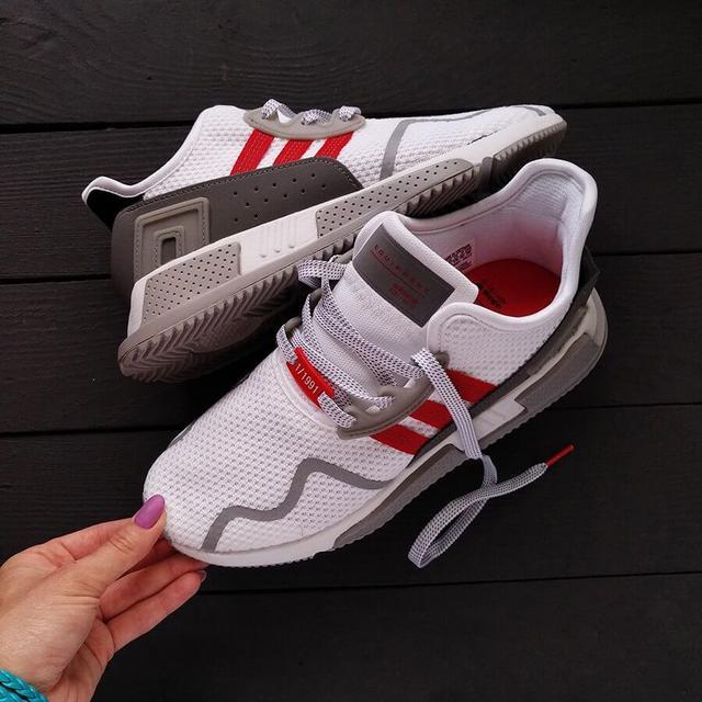Adidas Equipment Cushion ADV White Red
