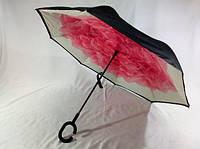 """Зонт обратного сложения """"Smart"""" №1711-12"""