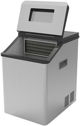 Льдогенератор кубикового льда hurakan hkn-imf35, фото 2