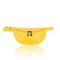 Поясная сумка желтая, фото 1