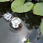 Шар плавающий со светодиодной подсветкой на солнечной батарее AS-SPD-W – белый свет, фото 5