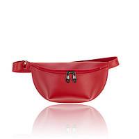 Поясная сумка красная UDLER, фото 1