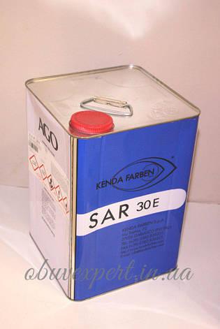 Клей полихлоропреновый (наирит) SAR  30 E 0,5 л (на разлив), рыжий, фото 2