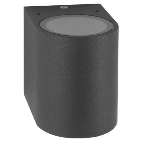 Светильник садово-парковый Feron DH014 GU10 230V, Серый/Черный