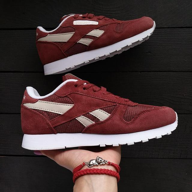 Reebok Classic Red White