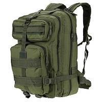 Тактический Штурмовой Военный Рюкзак 45л.  Зеленый