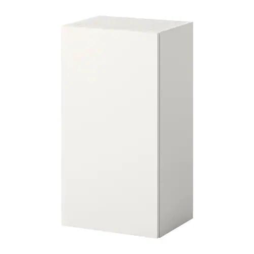 Навесной шкаф IKEA KNOXHULT 40x75 см белый 503.267.89
